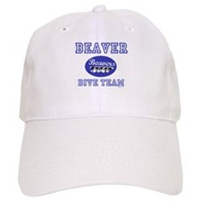 Beaver Dive Team Baseball Cap
