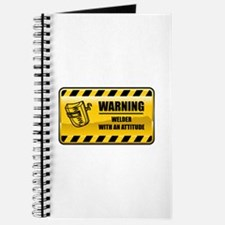 Warning Welder Journal