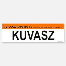 KUVASZ Bumper Bumper Bumper Sticker