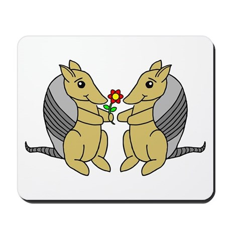 Armadillove Mousepad