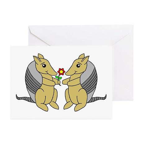Armadillove Greeting Cards (Pk of 10)