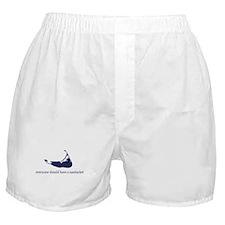 Everyone Should Have A Nantuc Boxer Shorts