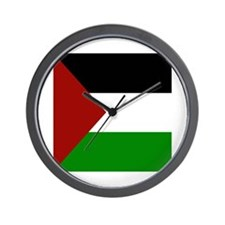 Palestine Wall Clock