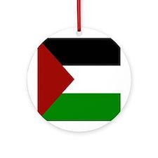 Palestine Ornament (Round)