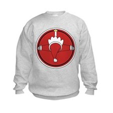 Santa Claus Top Sweatshirt