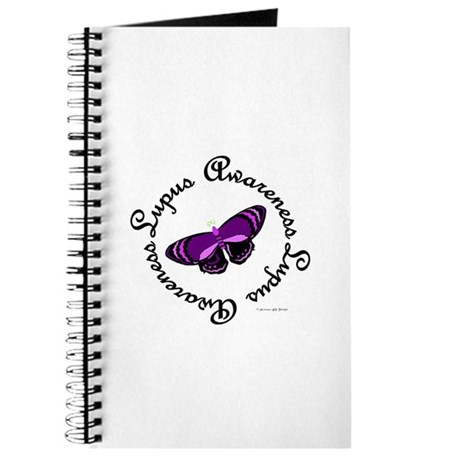 Butterfly Awareness 4 (Lupus) Journal