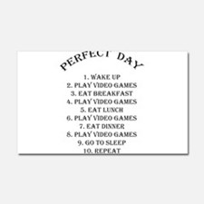 Perfect day Car Magnet 20 x 12