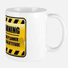 Warning Urban Planner Mug