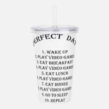 Perfect day Acrylic Double-wall Tumbler