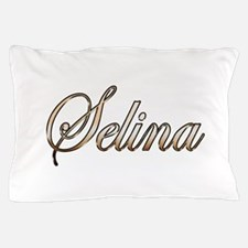 Gold Selina Pillow Case