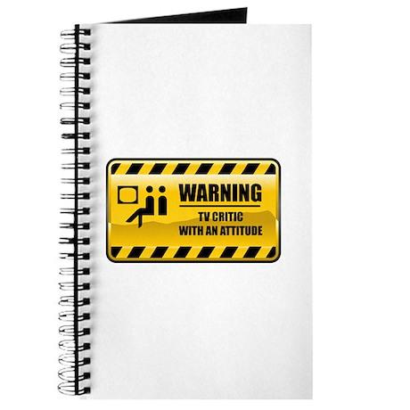 Warning TV Critic Journal