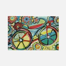 Bicycle Dream No 2 Magnets