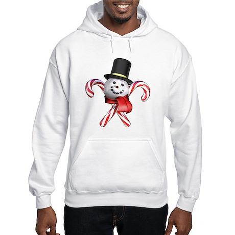 Jolly Frosty Hooded Sweatshirt