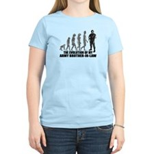 Evolution - My Army Bro-n-Law T-Shirt