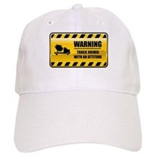 Warning Truck Driver Cap