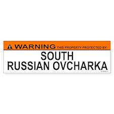 SOUTH RUSSIAN OVCHARKA Bumper Bumper Sticker