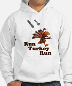 Run Turkey Run Thanksgiving Hoodie