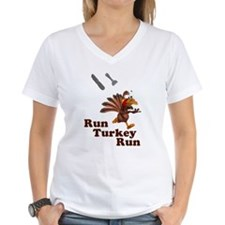 Run Turkey Run Thanksgiving Shirt