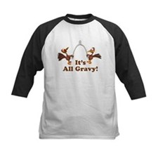 Wishbone It's All Gravy Thanksgiving Tee