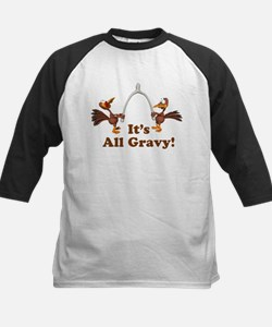 Wishbone It's All Gravy Thanksgiving Tee