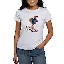 It's Gravy Baby Yeah Thanksgiving Tee