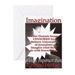 Imagination #2 Greeting Cards (Pk of 10)
