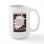 Imagination RH Large Mug