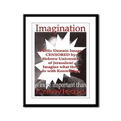"""11.5"""" hi image Imagination Framed Panel Print"""