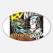 RV-Nation Logo Stickers