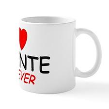 I Love Vicente Forever - Mug