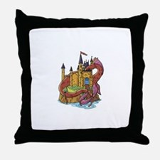 Dragon 1 Throw Pillow
