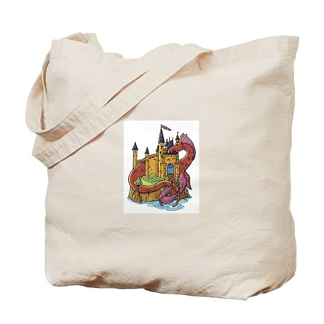 Dragon 1 Tote Bag