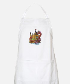 Dragon 1 BBQ Apron