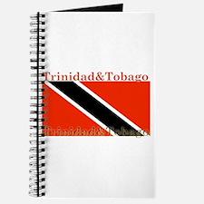 Trinidad & Tobago Flag Journal