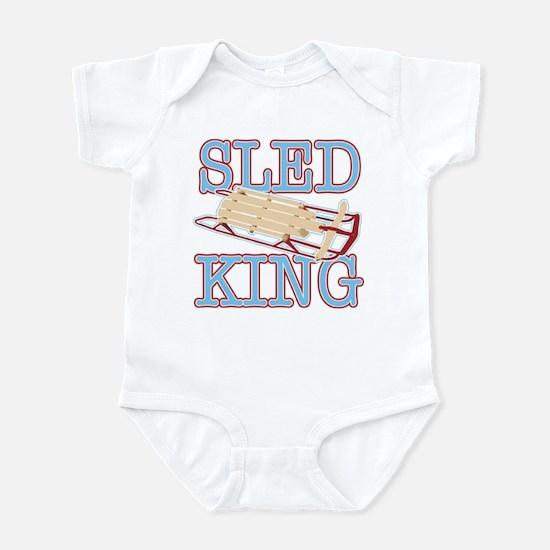 Sled King Infant Bodysuit