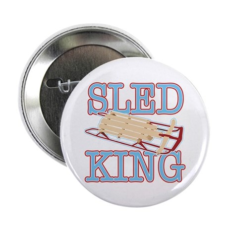 """Sled King 2.25"""" Button (100 pack)"""