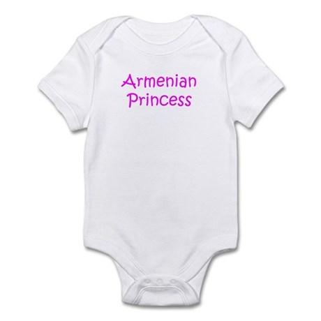 Armenian Princess Infant Bodysuit