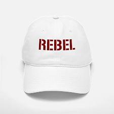 REBEL Baseball Baseball Cap