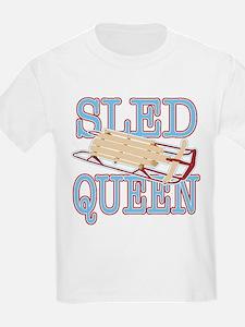 Sled Queen T-Shirt
