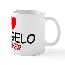 I Love Deangelo Forever - Mug