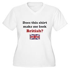 Make Me Look British T-Shirt