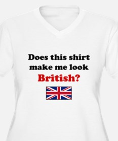 Make Me Look British T-Shirt