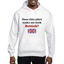 Make Me Look British Hoodie