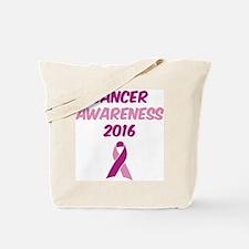 Cancer Awareness 2916 Tote Bag