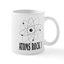 Atoms Rock ! (black) Mug