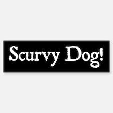 Scurvy Dog!
