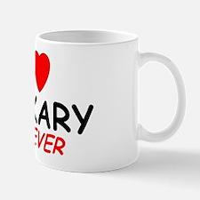 I Love Zackary Forever - Mug