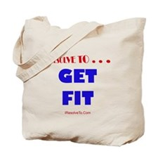 Funny New year resolution Tote Bag