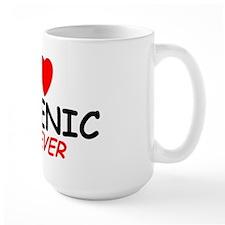 I Love Domenic Forever - Mug
