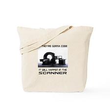 Scanner Tote Bag